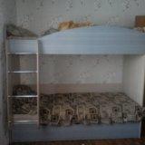 Двухъярусная кровать. Фото 1. Казань.