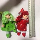 Куколки(с присоской для стекла). Фото 2.