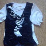 Рубашка,блуза р50,платьер42,туника р42. Фото 1.