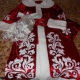 Новый костюм деда мороза. Фото 1. Суворов.
