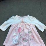 Платье mothercare. Фото 1. Щёлково.