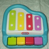Детское пианино/ксилофон. Фото 2.