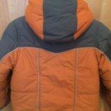 Детская зимняя куртка. Фото 2. Абакан.