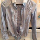 Очень красивая рубашка-боди ❤️ stradivarius. Фото 3.
