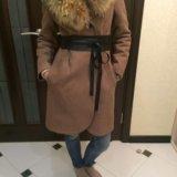 Зимнее пальто. Фото 1. Люберцы.