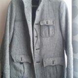 Куртка пальто весна осень. Фото 1.
