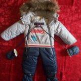Комбинезон зимний детский. Фото 1. Астрахань.