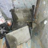 Радиаторы фары на ваз 07 05. Фото 1.