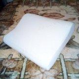 Ортопедическая подушка. Фото 2. Таганрог.
