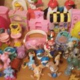 Игрушки из киндеров,детская мебель для мал.игрушек. Фото 3. Санкт-Петербург.