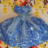 Платье для принцессы. Фото 1. Новосибирск.