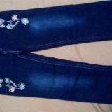 Детские джинсы новые. Фото 1.