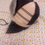 Зимняя шапочка. Фото 1.