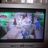 Телевизор elenberg. б/у. Фото 2. Ярославль.