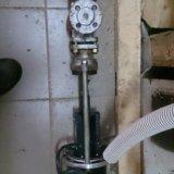 Запорная арматура с электроприводом. Фото 1.