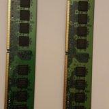 Оперативная память ddr2 kingston kvr800d2n5 1gb. Фото 2.