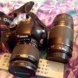 Canon eos1100d. Фото 2. Омск.