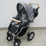 Детская коляска dpg denim 3в1. Фото 3. Тюмень.