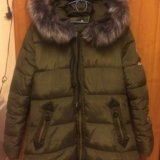 Зимняя куртка. Фото 2. Петрозаводск.