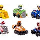 Щенячий патруль и другие игрушки. Фото 1.