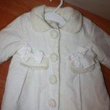 Чудо пальто для принцессы. Фото 1. Томск.