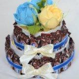 Торт из конфет. Фото 1. Мытищи.