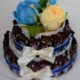 Торт из конфет. Фото 3. Мытищи.