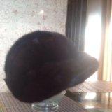 Шапка женская норковая. Фото 2. Лобня.