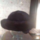 Шапка женская норковая. Фото 1. Лобня.