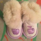 Обувь на малышку. Фото 1.