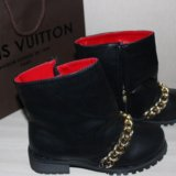 Зимняя обувь ботинки balmain. Фото 3.