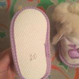 Обувь на малышку. Фото 2.
