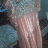 Платье кремового цвета. Фото 3.