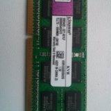 Планка памяти для ноутбука 2gb ddr3/1333. Фото 1. Старый Оскол.