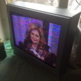 Panasonic телевизор. Фото 1.