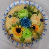 Торт из конфет. Фото 2.