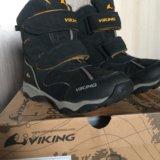 Ботинки viking. Фото 1. Видное.