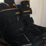 Ботинки viking. Фото 3. Видное.
