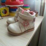 Ботиночки осеннии для девочки. Фото 1. Пенза.