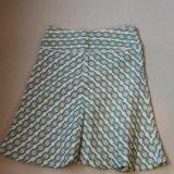 Стильная юбка mango. Фото 1.
