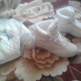 Зимние кроссовки nike. Фото 3.