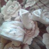 Зимние кроссовки nike. Фото 4.