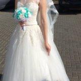 Букет невесты . букет дублер. Фото 1.