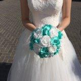 Букет невесты . букет дублер. Фото 2.