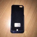 Продам чехол зарядку на айфон5-5s. Фото 2.