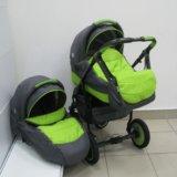 Детская коляска adamex enduro 2в1. Фото 1. Тюмень.
