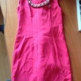 Праздничное платье итальянский дизайнер. Фото 1. Москва.