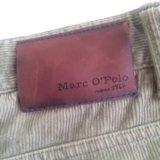 Вельветовые мужские штанишки marc o'polo. Фото 1. Москва.