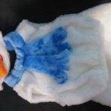 Снеговик. Фото 1. Сочи.