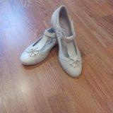 Туфли для девочки р-37, новые. Фото 1. Калининград.